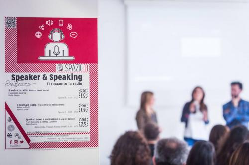Speaker&Speaking. Ti racconto la Radio